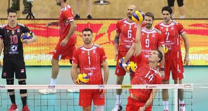 Volley, Mondiale per club: il sogno Lube termina in finale