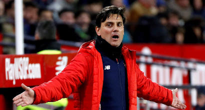 Liga 2017-18, Eibar-Siviglia termina 5-1: Montella nella bufera, le reazioni social