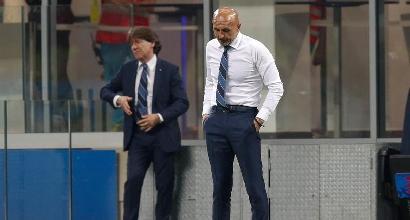 Calcio:Spalletti,sconfitta che pesa ma l'Inter ha fatto bene