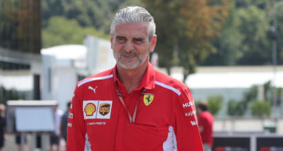 "Ferrari, Arrivabene punge Vettel: ""Dovevamo mettere in mezzo Hamilton in partenza"""