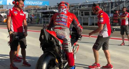 MotoGP Aragon, Dovizioso: