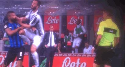 Inter-Juventus, Tagliavento: