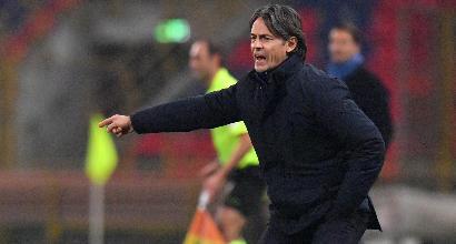 """Bologna, Pippo Inzaghi si sfoga: """"Via dalle palle chi gufa"""""""