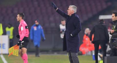 """Napoli, Ancelotti: """"Allan? Nessuna offerta dal Psg, contiamo su di lui"""""""