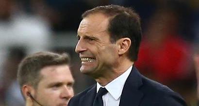 """Juventus, Allegri: """"Vittoria arrivata giocando con la testa"""""""