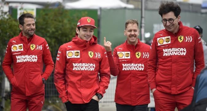 """F1, Leclerc: """"Spero nella vittoria"""""""