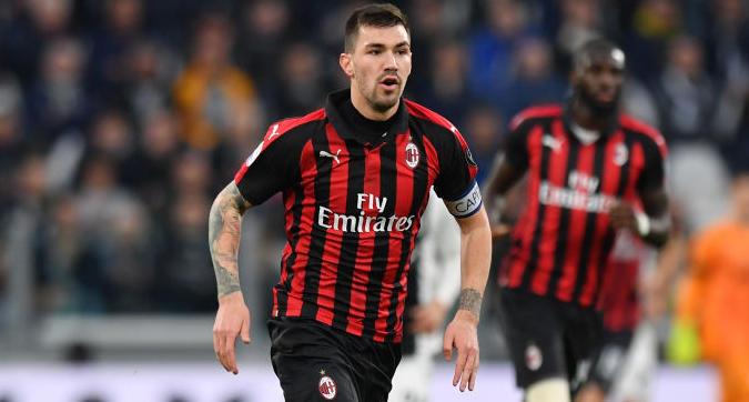 """Milan, Romagnoli: """"Gattuso mi ha migliorato, speriamo di andare avanti insieme"""""""