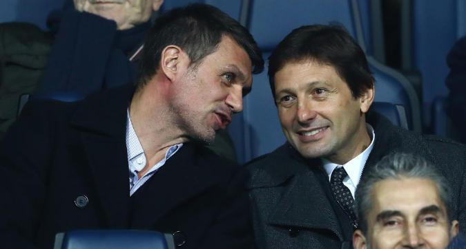 """Milan, Maldini e Leonardo richiamano la squadra: """"Meno social e più lavoro"""""""