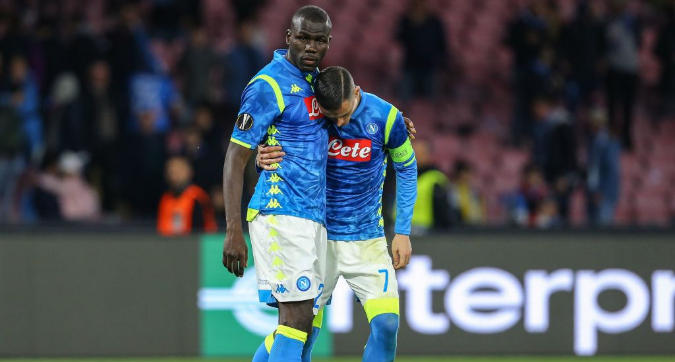 E. League: Napoli fuori ai quarti