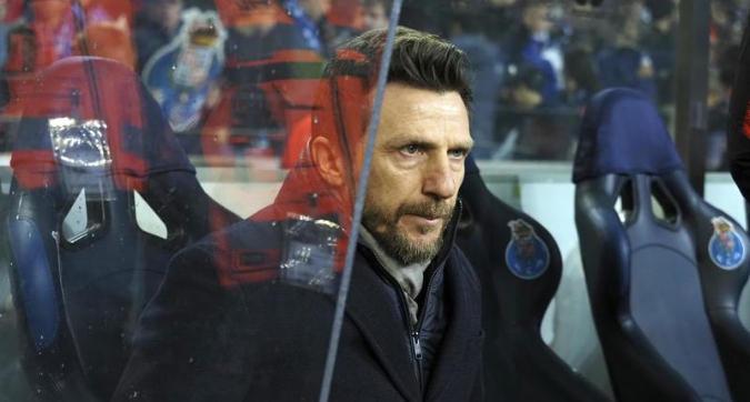 Milan, rivolta social contro Di Francesco