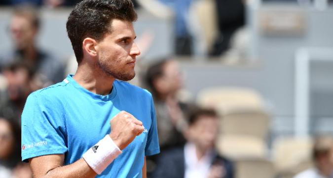 R.Garros: Thiem in finale con Nadal