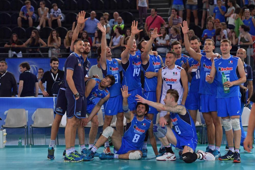 Volley, l'Italia batte ancora l'Australia