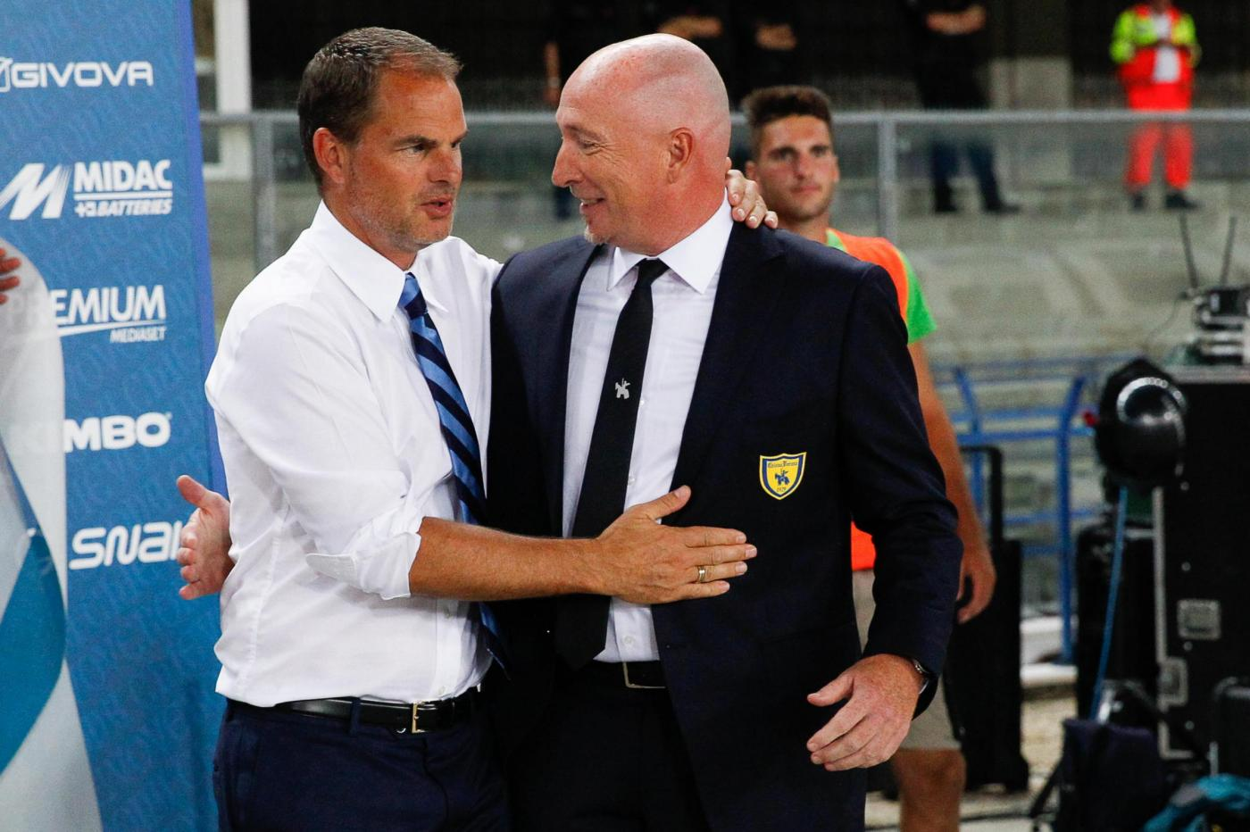 Inter-De Boer, è addio