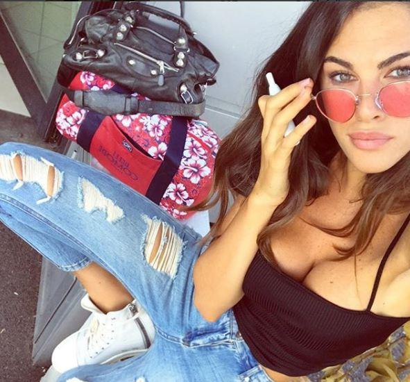 Nuova fiamma per Valentino Rossi. E' Francesca Sofia Novello, modella ed ex ombrellina MotoGP