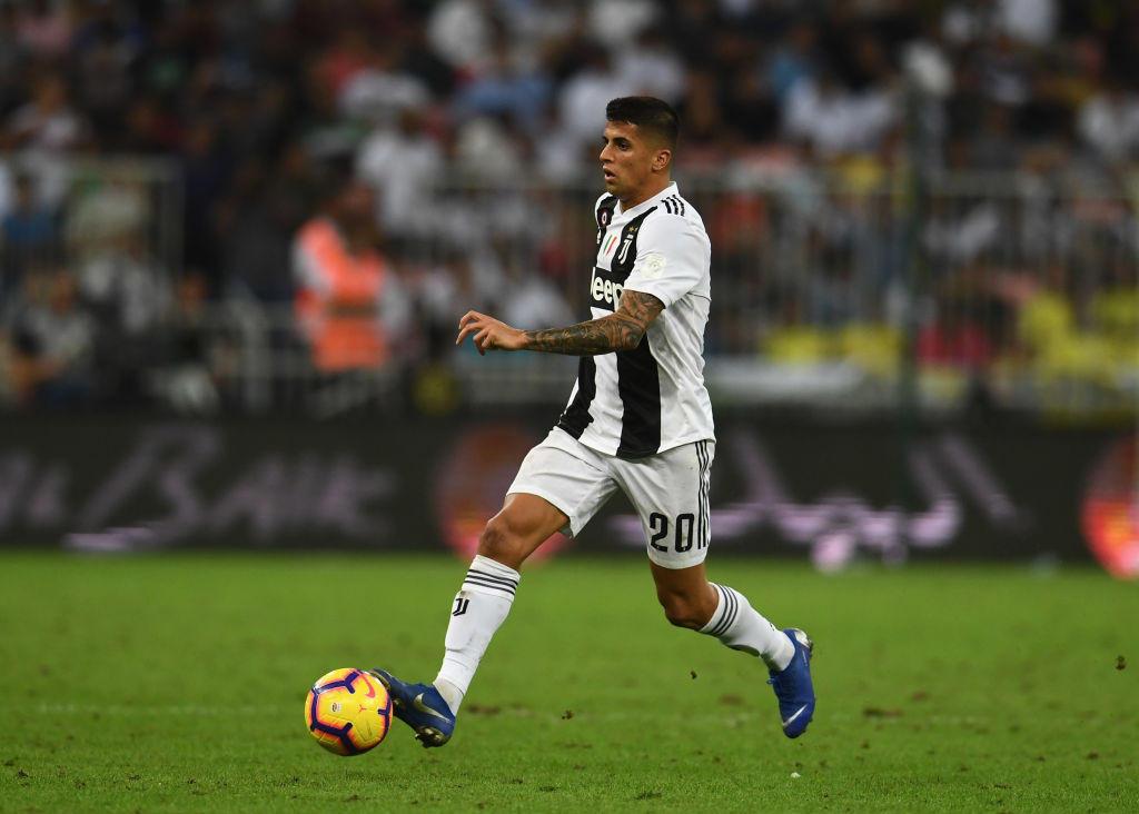 31) Joao Cancelo (Inter e Juventus): un dribbling ogni 36.1 minuti, percentuale di realizzazione del 65%