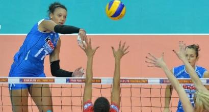 Europei volley, l'Italia vince ancora: 3-1 sulla Francia