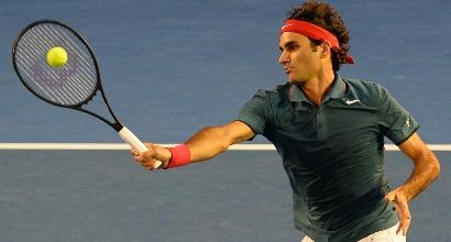 Federer - Afp