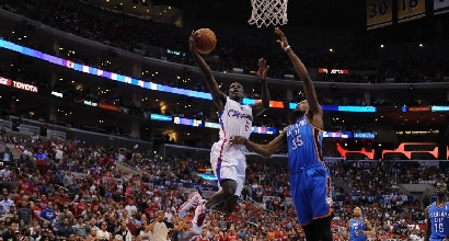 Durant contro i Clippers (Afp)