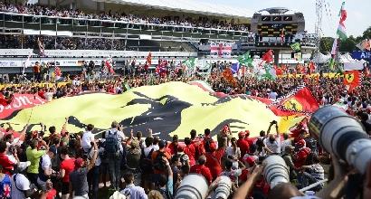 GP Monza (Ansa)