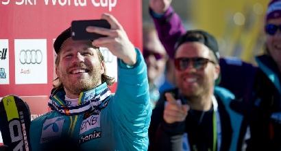Sci, Super G Kvitfjell: Jansrud, vittoria e coppetta