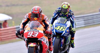 Marquez-Rossi, foto IPP
