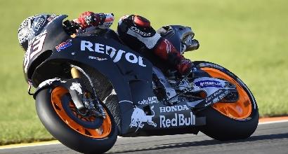 "MotoGP, Marquez: ""Pronto a stringere la mano a Rossi"""