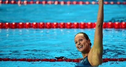 Nuoto, Pellegrini d'oro agli Europei in vasca corta