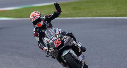 Moto2, Mugello: Baldassarri centra il podio
