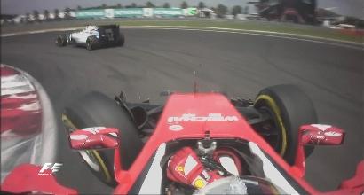 "Vettel, incidente al via. Verstappen lo attacca: ""Un idiota"""