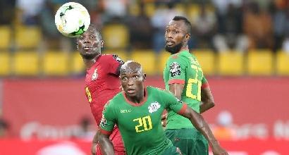 Coppa d'Africa 2017: magia di Alain Traoré, il Burkina Faso è terzo