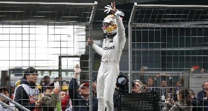 """F1, Hamilton: """"Sarà grande battaglia con Vettel"""""""