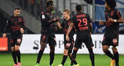 Ligue 1: il Marsiglia batte il Nizza e vede l'Europa