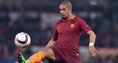 """Roma, Bruno Peres: """"Spero che la Juve perda la Champions"""""""