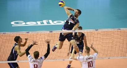 Volley, World League: Italia sconfitta anche dalla Francia