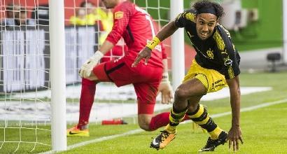 Bundesliga: tutto facile per il Dortmund, vincono Amburgo ed Hertha