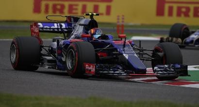 F1: Sainz subito alla Renault, la Toro Rosso lo sostituisce con Kvyat