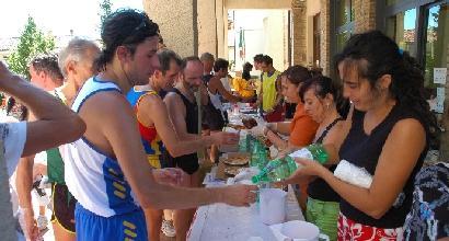 L'alimentazione dello sportivo: come comportarsi in gara