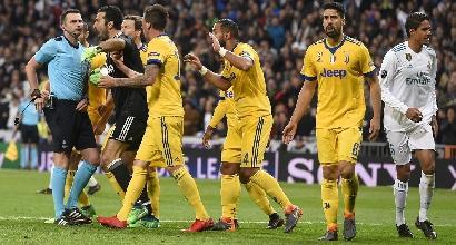 Procedimenti Uefa contro Buffon: a rischio la partita d'addio in Nazionale