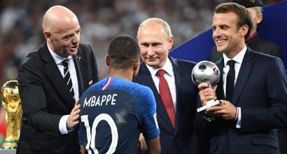 Mondiali 2018: Francia, il tesoro della next generation