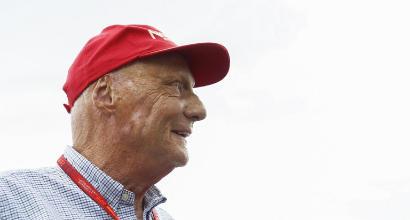 Niki Lauda fonte di ispirazione per tutti i piloti: buon compleanno!