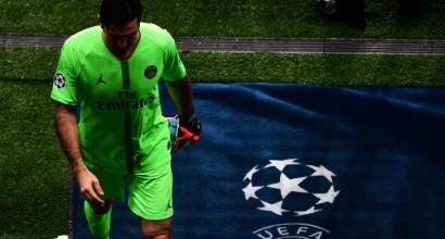 """Psg, """"indifendibile"""" e bocciato in pagella: la Francia stronca Buffon"""