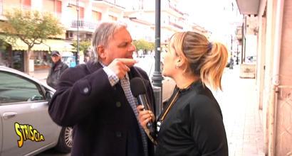 """Striscia pizzica il telecronista Vessicchio: """"Il sessista è Marcello Nicchi"""""""