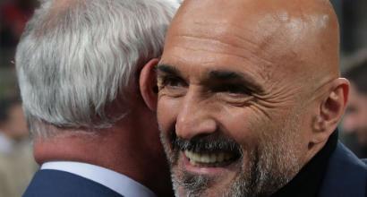"""Roma, Ranieri non molla: """"Ce la giocheremo fino in fondo"""""""