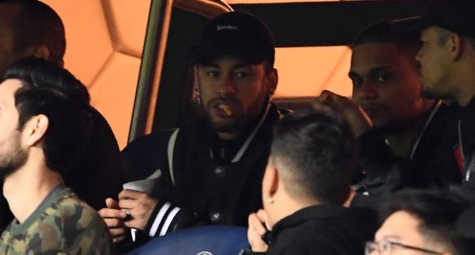 Sfogo social, l'Uefa squalifica Neymar per tre giornate in Champions