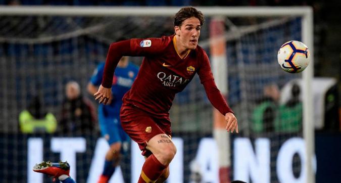 """Roma, l'agente di Zaniolo: """"Sorpreso dalle parole di Totti"""""""