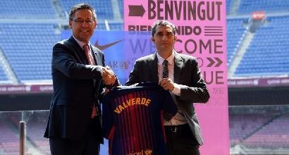 Barcellona adesso Valverde rischia la panchina