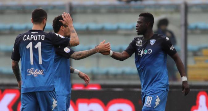 Serie A: Empoli-Torino 4-1, i toscani lasciano il terzultimo posto al Genoa