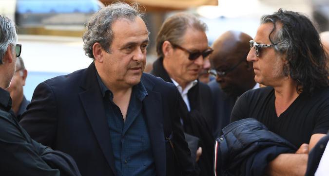 """Platini in custodia cautelare per l'assegnazione dei Mondiali 2022: """"Sono totalmente estraneo ai fatti"""""""