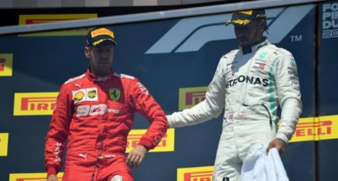 F1, i colleghi assolvono Vettel: