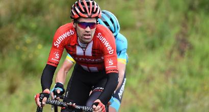 Tour de France, forfait di Dumoulin